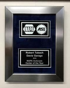 Napa AutoCare Center - Member since 2007